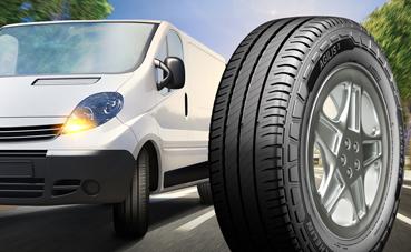 Agilis 3, el nuevo Michelin para los vehículos comerciales