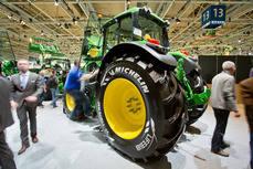 Michelin lanza novedades en el Agritechnica 2015