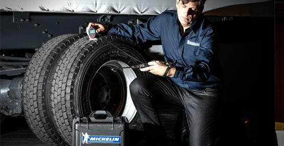 Michelin logra a mes de septiembre ventas netas de 15.500 millones