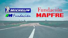 Las fundaciones de Michelin y Mapfre en favor de la seguridad vial