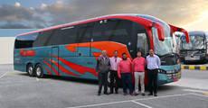 Autocares Migallón adquiere otro nuevo modelo SC7 de Sunsundegui
