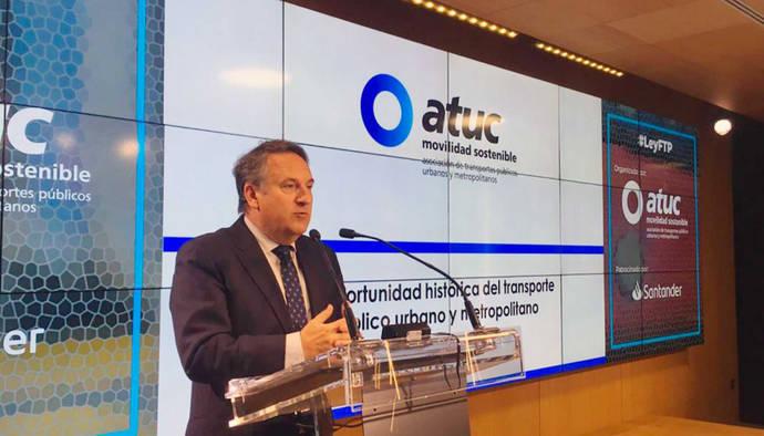 Miguel Ruiz es el presidente de la asociación Atuc.