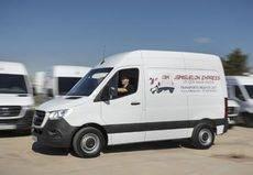 Miguelón Express amplía su flota con 20 Mercedes-Benz Sprinter Furgón