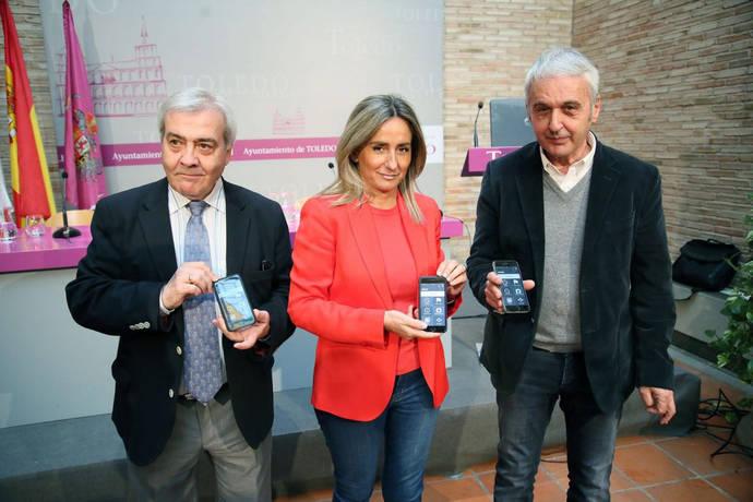 La aplicación móvil 'Bus Toledo' sitúa a la ciudad a la vanguardia del transporte