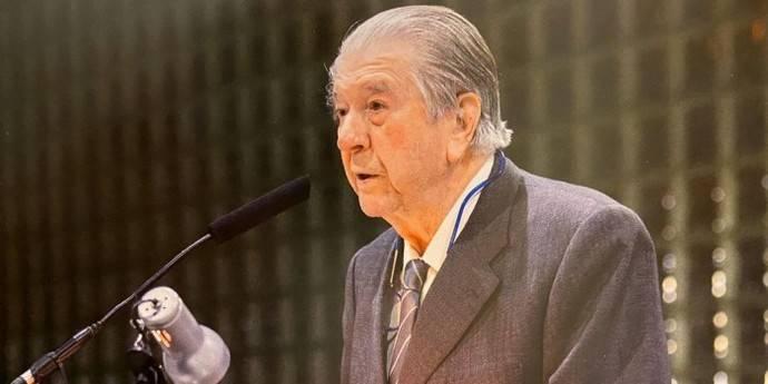 Fallece Miquel Martí Carceller, presidente honorífico de Moventia