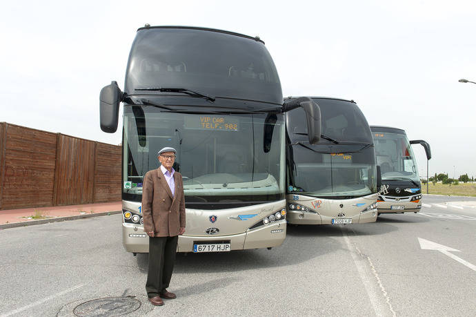 Grupo Vip Car absorbe la empresa J Mirón