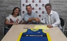 Monbus renueva el patrocinio con CB Igualada