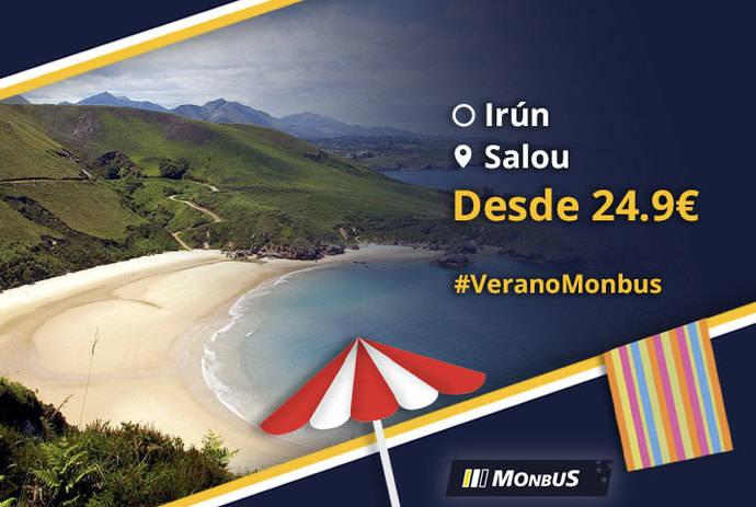 La compañía de autocares Monbus activa el servicio directo a Salou