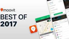 La App Moovit logra alcanzar los 100 millones de usuarios