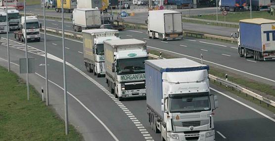 La morosidad en el transporte en enero se sitúa en los 79 días de media