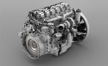 Scania incorpora una versión de 540 CV a su gama de motores de 13 litros