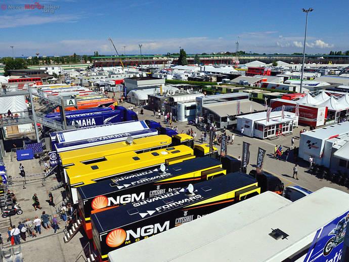MotoGP y Scania colaboran para reducir las emisiones