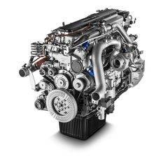 El motor Cursor 13 de 460 CV, 100% de gas natural, de FPT Industrial.