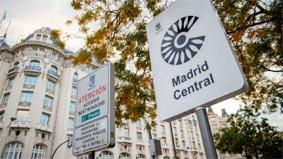 Empresas de mudanzas son denunciadas pese a tener permisos para Madrid Central
