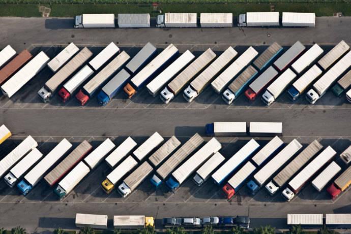 La plataforma contra el cártel de fabricantes de camiones presenta 5.000 primeras reclamaciones