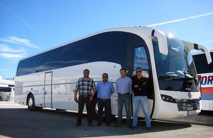 El municipio portugués de Ferreira adquiere un SC7 de Sunsundegui