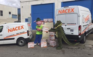 Nacex decide trasladar su operativa en la ciudad de Valencia