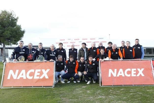 Desafío Nacex de golf y pádel a favor de la lucha contra el cáncer infantil