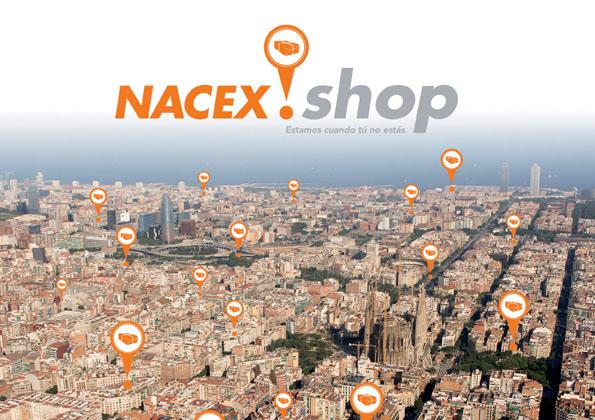 Nacex aumenta más de un 7% sus envíos en sus puntos