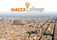 La compañía Nacex crece en su red de puntos Nacex.Shop en España