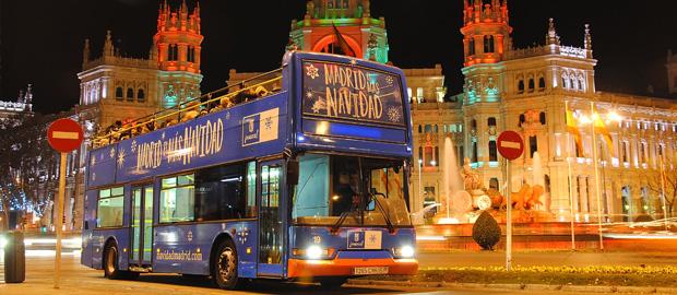 El Bus de la Navidad entra en funcionamiento el 3 de diciembre