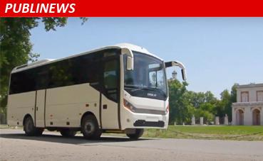Compacto y manejable: el Otokar Navigo T tiene múltiples aplicaciones