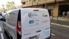 Consum prueba el reparto con vehículos eléctricos