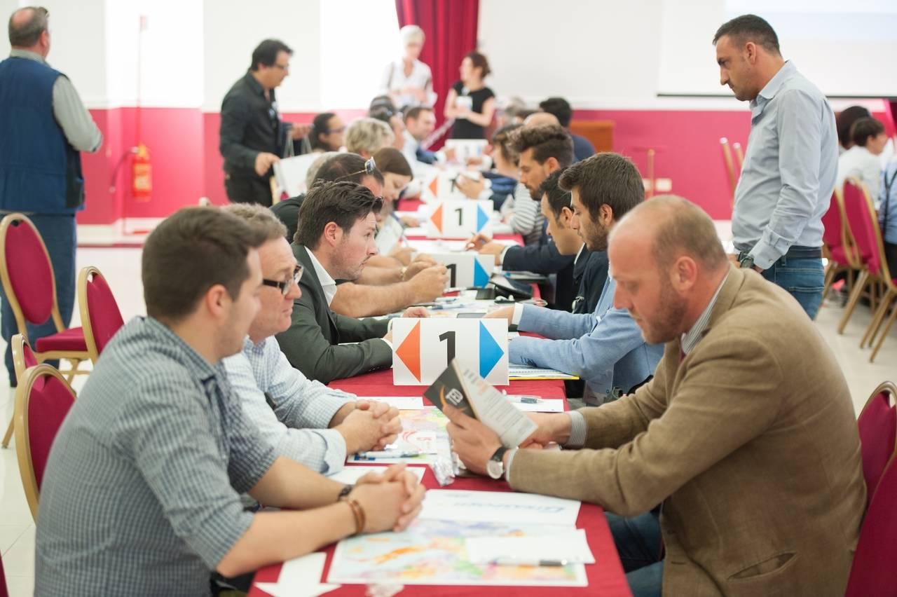 Wtransnet organiza el primer evento de 'networking' del Sector en Italia