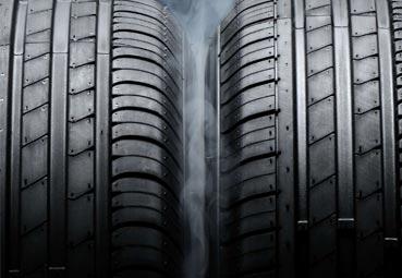 Se reduce la importación de neumáticos asiáticos