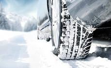 Neumáticos de invierno: la décima parte que en Europa