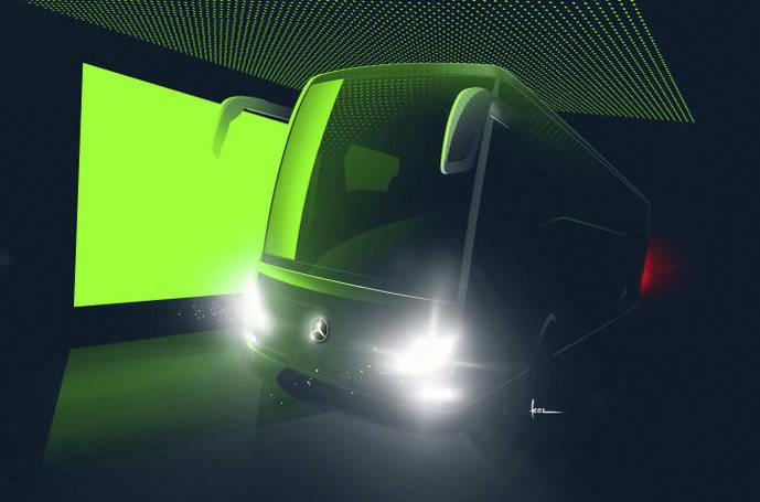 Llega la nueva generación del Mercedes-Benz Tourismo RHD