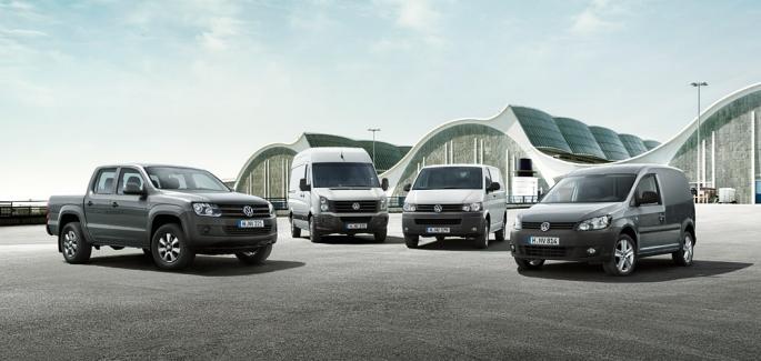 Las entregas mundiales de Volkswagen Vehículos Comerciales crecen un 7%