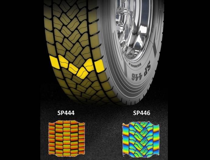 Dunlop presenta su nueva gama de neumáticos para camión