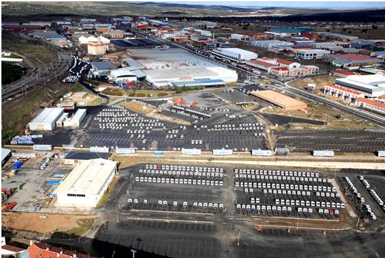Nissan anuncia el cese de la fabricación del NT500 en su planta de Ávila