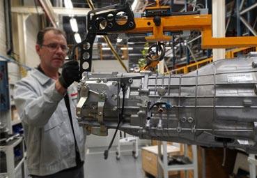 Nissan comenzará a producir una nueva caja de cambios