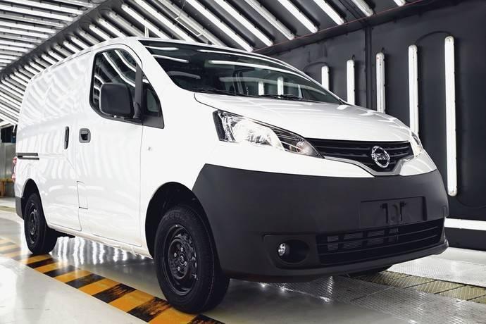 Nissan NV200 seguirá únicamente como furgoneta 100% eléctrica en Europa