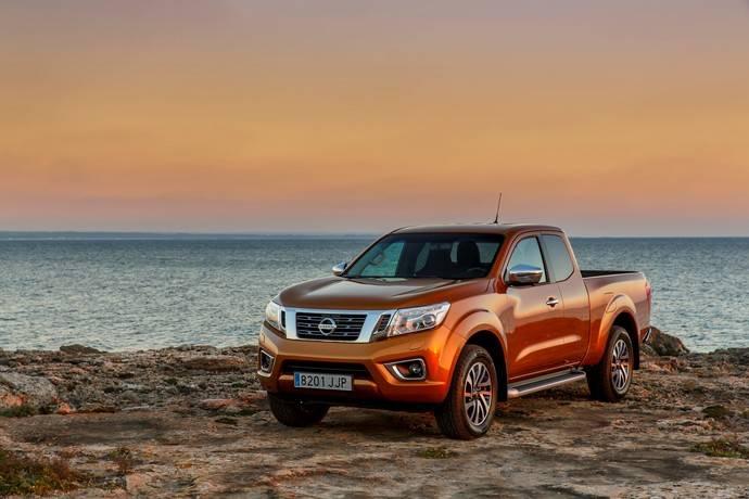 Nissan crea el segundo turno de producción del Pick-up Navara