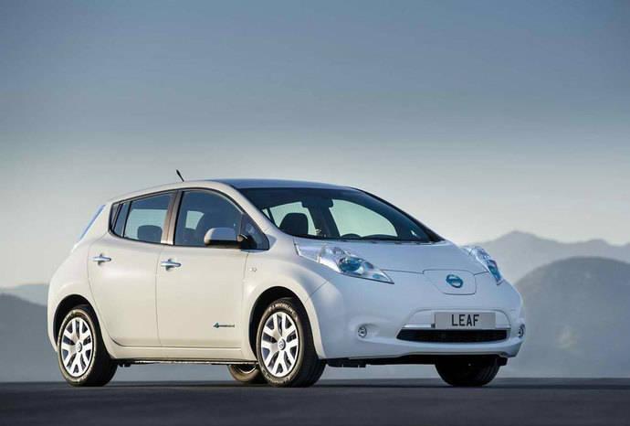 Llega a España el nuevo Nissan Leaf de cero emisiones