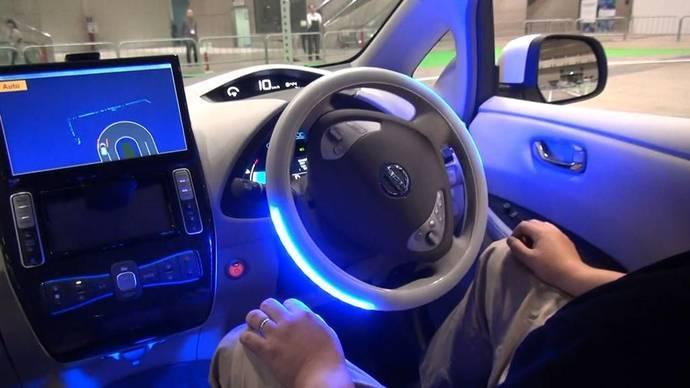 Nissan continúa con las primeras fases de la conducción autónoma