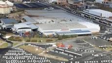 La planta de Nissan en Ávila.