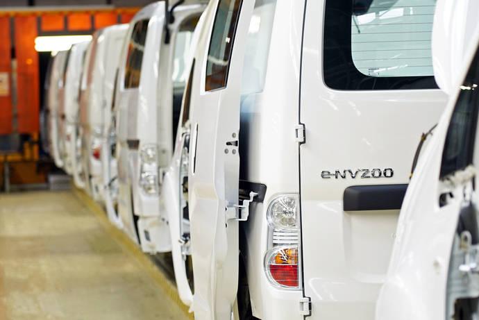 Nuevo aumento de la producción en Barcelona de la Nissan e-NV200