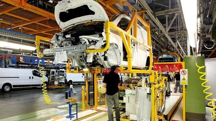 CCOO reivindica el futuro de las plantas del fabricante Nissan en España