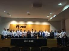 Los alumnos del I Máster FROET-ESIC en Dirección y Gestión de Empresas de Transporte han presentado sus proyectos de fin de máster en Murcia