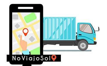 'NoViajoSol@', nueva app web para los profesionales del transporte