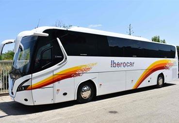 Nueva entrega de Nogebus para Autocares Iberocar