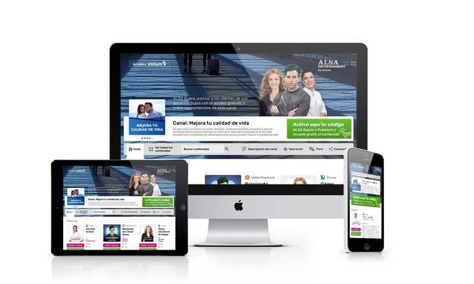 Alsa y Vivlium.com dan nuevo servicio digital a viajeros de Supra y Premium