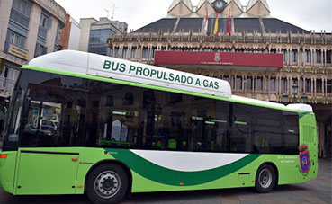 8.000 mascarillas para el transporte público de Ciudad Real