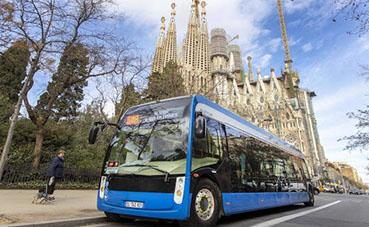 Primer día laborable en Barcelona con baja afluencia y sin incidencias