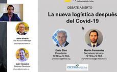 'La nueva logística después del Covid-19'.