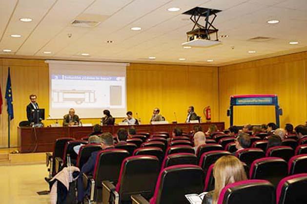Jornada de Tussam sobre Herramientas ITS para Gestión del Transporte